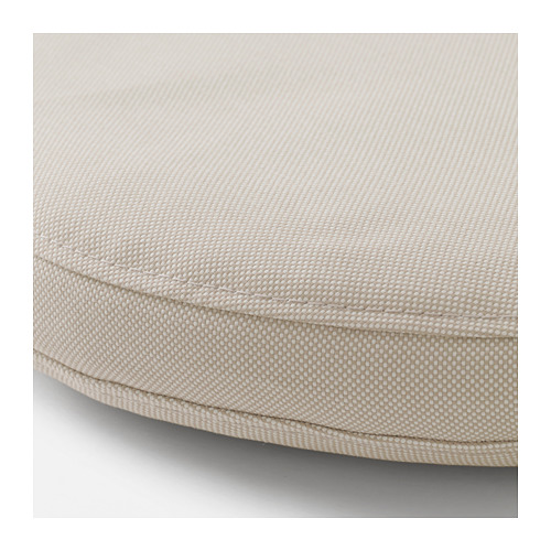 FRÖSÖN/DUVHOLMEN - chair cushion, outdoor, beige | IKEA Hong Kong and Macau - PE665644_S4