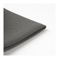 FRÖSÖN - cover for chair cushion, outdoor dark grey | IKEA Hong Kong and Macau - PE665649_S3