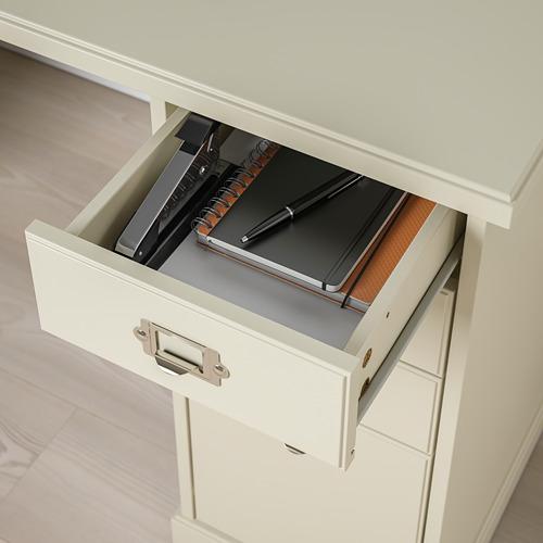 VEBJÖRN - desk, 140x60x72 cm, beige   IKEA Hong Kong and Macau - PE810545_S4