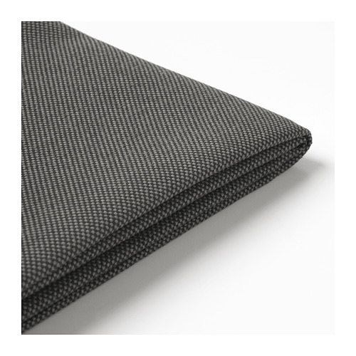 FRÖSÖN - cover for seat cushion, outdoor dark grey | IKEA Hong Kong and Macau - PE665657_S4
