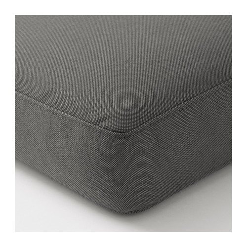 FRÖSÖN - cover for seat cushion, outdoor dark grey | IKEA Hong Kong and Macau - PE665662_S4