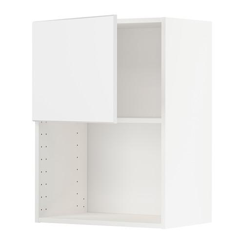 METOD - wall cabinet for microwave oven, white/Kungsbacka matt white | IKEA Hong Kong and Macau - PE754629_S4