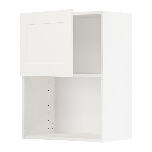 METOD - wall cabinet for microwave oven, white/Sävedal white | IKEA Hong Kong and Macau - PE754634_S4