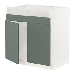 METOD - HAVSEN雙星盆底櫃, 白色/Bodarp 灰綠色 | IKEA 香港及澳門 - PE754679_S3