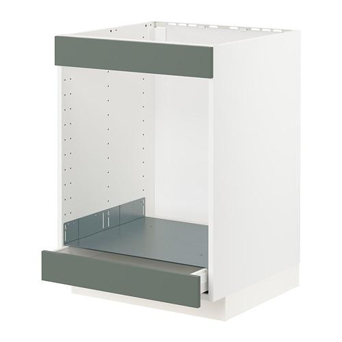 METOD/MAXIMERA 爐具用地櫃連抽屜