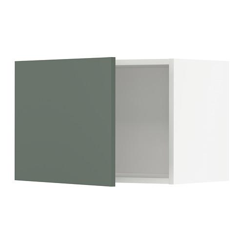 METOD - wall cabinet, white/Bodarp grey-green   IKEA Hong Kong and Macau - PE756738_S4