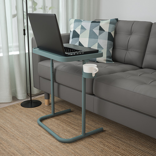 BJÖRKÅSEN - 電腦檯, 湖水綠色 | IKEA 香港及澳門 - PE810554_S4