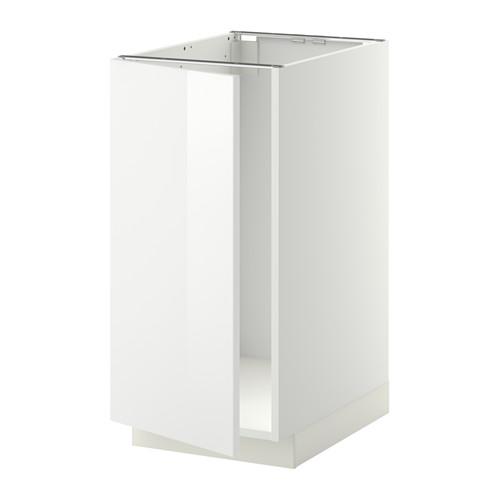 METOD - base cab f sink/waste sorting, white/Ringhult white   IKEA Hong Kong and Macau - PE405812_S4
