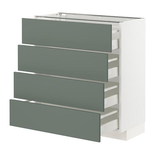 METOD/MAXIMERA - base cab 4 frnts/4 drawers | IKEA Hong Kong and Macau - PE754742_S4