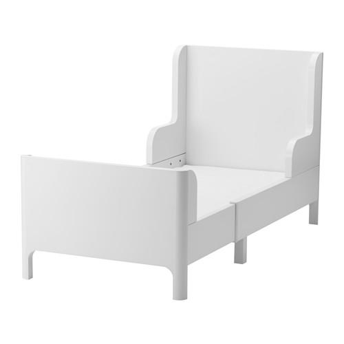 BUSUNGE - extendable bed, white   IKEA Hong Kong and Macau - PE551895_S4