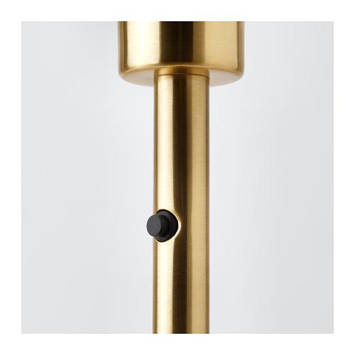 SKAFTET - 座地燈座, 黃銅色 | IKEA 香港及澳門 - PE714912_S4