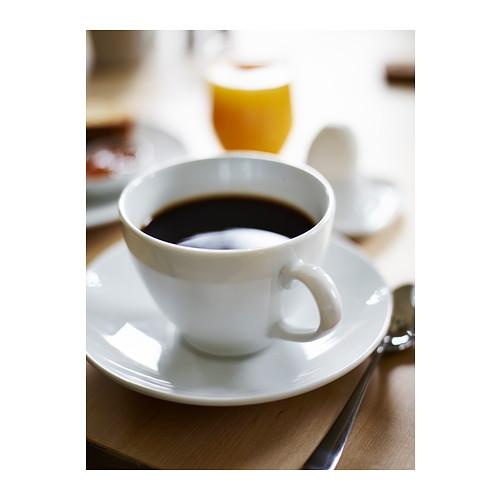 VÄRDERA 咖啡杯連底碟