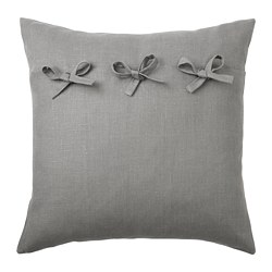 AINA - cushion cover, grey | IKEA Hong Kong and Macau - PE665972_S3