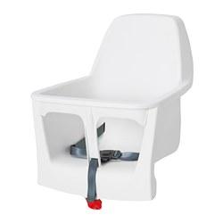 LANGUR - 高腳椅椅框, 白色 | IKEA 香港及澳門 - PE666037_S3
