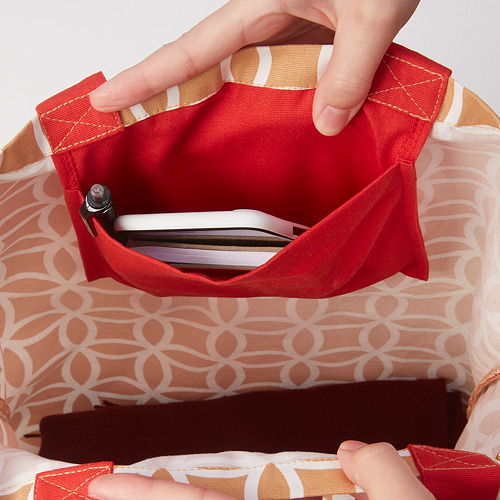 SOLGLIMTAR - 布袋, 白色/褐色 | IKEA 香港及澳門 - PE781447_S4