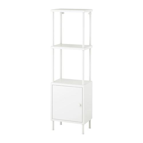 DYNAN - 層架組合連貯物櫃, 白色 | IKEA 香港及澳門 - PE612743_S4