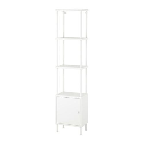 DYNAN - 層架組合連貯物櫃, 白色   IKEA 香港及澳門 - PE612747_S4