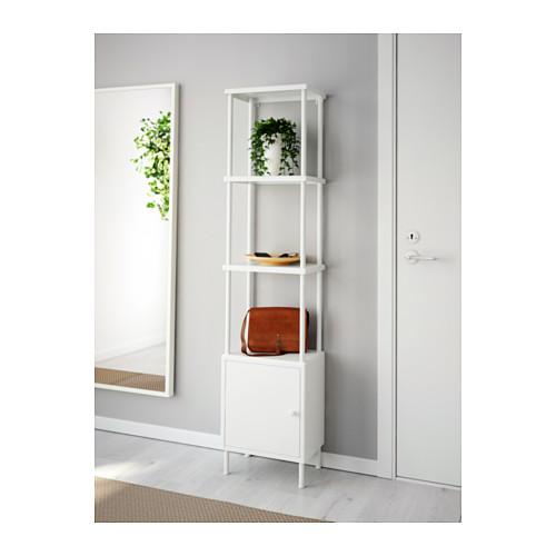 DYNAN - 層架組合連貯物櫃, 白色   IKEA 香港及澳門 - PE612748_S4