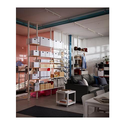 ELVARLI - 4 sections, white/bamboo | IKEA Hong Kong and Macau - PH144694_S4