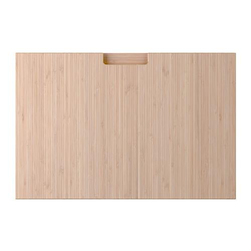 FRÖJERED - drawer front, light bamboo | IKEA Hong Kong and Macau - PE781488_S4