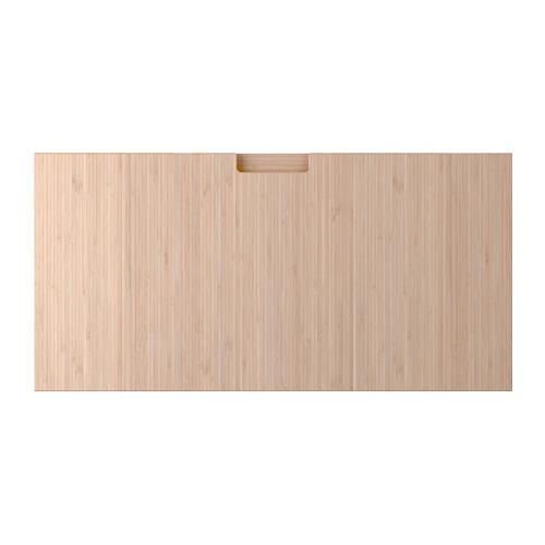 FRÖJERED - 抽屜面板, 淺色竹   IKEA 香港及澳門 - PE781474_S4