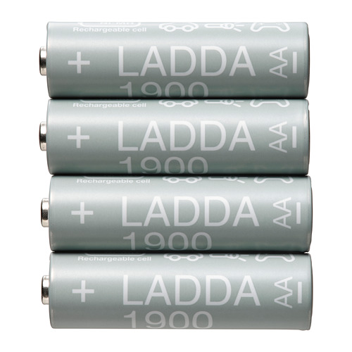 LADDA - rechargeable battery | IKEA Hong Kong and Macau - PE810888_S4