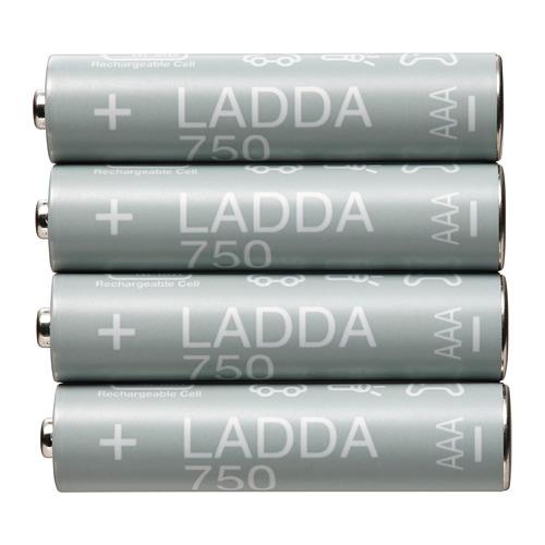 LADDA - 充電池 | IKEA 香港及澳門 - PE810889_S4