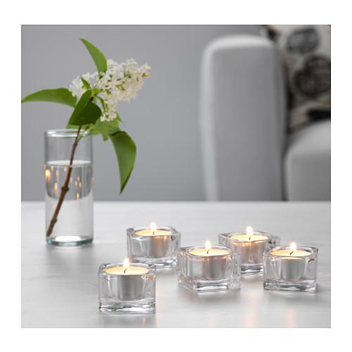 GLASIG - 燭燈座, 透明玻璃 | IKEA 香港及澳門 - PE550924_S4