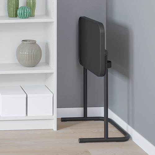 BJÖRKÅSEN - 電腦檯, 炭黑色   IKEA 香港及澳門 - PE810966_S4