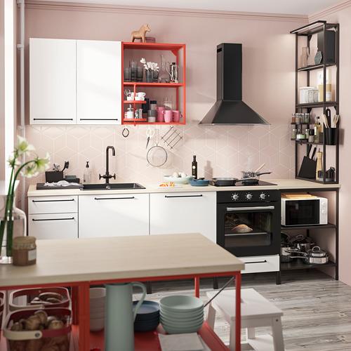 SKYDRAG - LED櫃台板抽屜燈附感應器, 可調式 炭黑色   IKEA 香港及澳門 - PH174271_S4