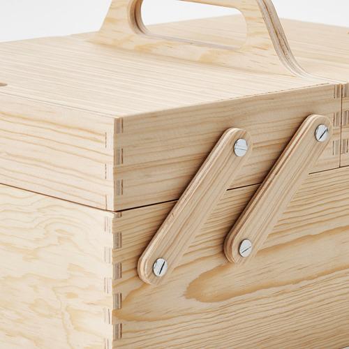 KLÄMMEMACKA - 座檯貯物架, 原色 夾板 | IKEA 香港及澳門 - PE715473_S4