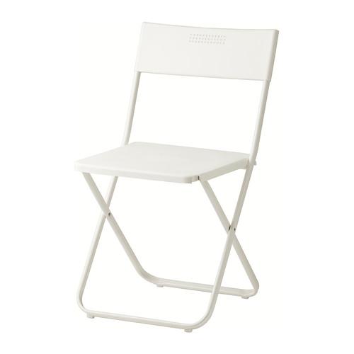 FEJAN - 戶外椅子, 可摺合 白色 | IKEA 香港及澳門 - PE324405_S4
