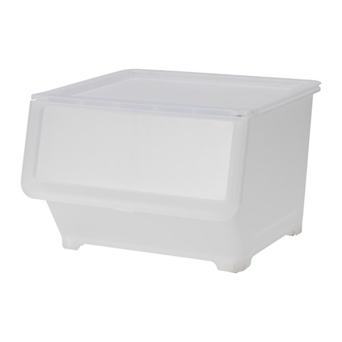 FIRRA box with lid