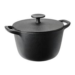 VARDAGEN - 連蓋鍋, 生鐵 | IKEA 香港及澳門 - PE755501_S3