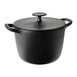 VARDAGEN - 連蓋鍋, 生鐵 | IKEA 香港及澳門 - PE755502_S3