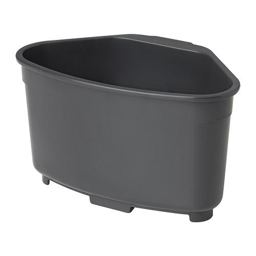BEFLITA - sink container/colander, black | IKEA Hong Kong and Macau - PE811032_S4