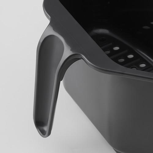 BEFLITA - sink container/colander, black | IKEA Hong Kong and Macau - PE811033_S4