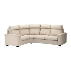 LIDHULT - 四座位角位梳化, Gassebol 淺米黃色 | IKEA 香港及澳門 - PE715521_S3