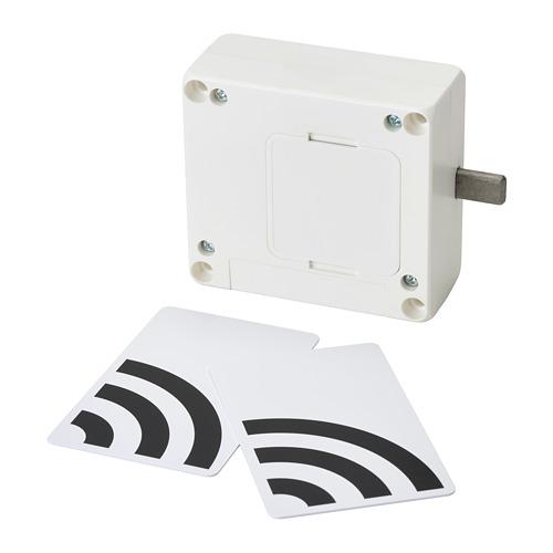 ROTHULT - 智能鎖, 白色 | IKEA 香港及澳門 - PE755544_S4