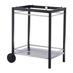 KLASEN - 底架, 不銹鋼 | IKEA 香港及澳門 - PE324699_S3
