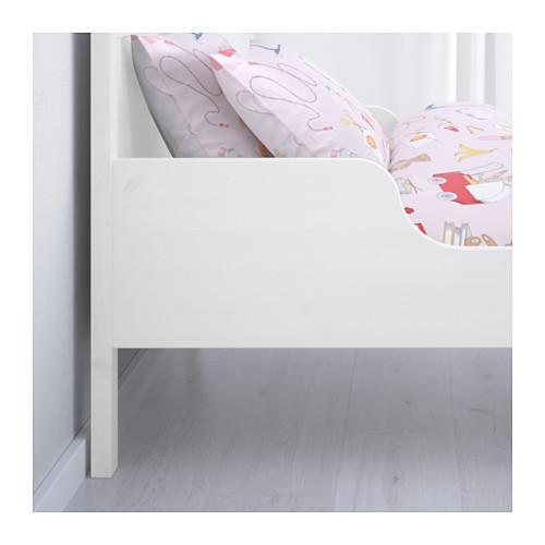 SUNDVIK 伸縮床架連床條板