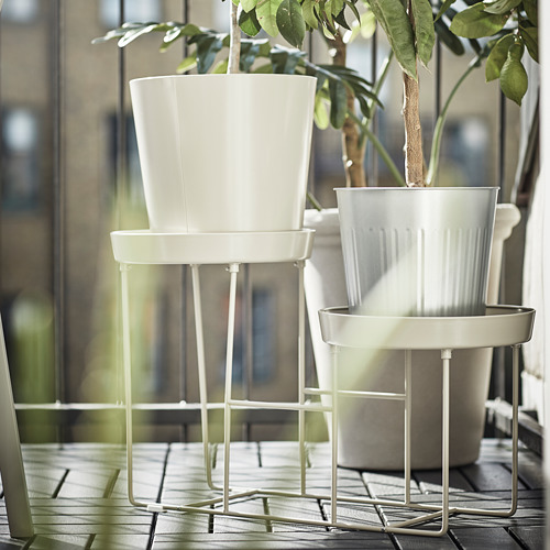 VITLÖK - plant stand, in/outdoor beige | IKEA Hong Kong and Macau - PE811153_S4