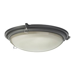 BOGSPRÖT - LED天花燈, 炭黑色 | IKEA 香港及澳門 - PE763120_S3