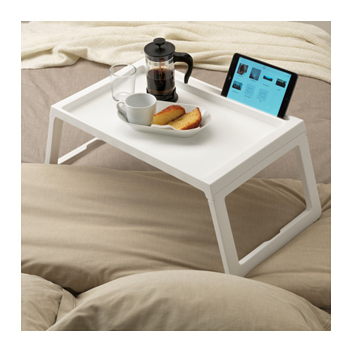 KLIPSK - 床上餐盤, 白色 | IKEA 香港及澳門 - PE553486_S4