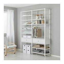 ELVARLI - 2 sections, white | IKEA Hong Kong and Macau - PE612974_S3