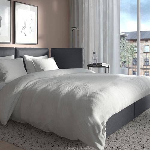 VALLENTUNA 兩座位組合式梳化連2張梳化床