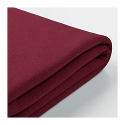 GRÖNLID - cover for footstool, Ljungen dark red | IKEA Hong Kong and Macau - PE666599_S3