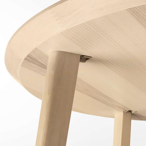 LISABO - table, Diameter 105cm, ash veneer | IKEA Hong Kong and Macau - PE695207_S4