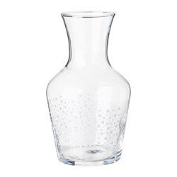 INBJUDEN - 玻璃水瓶, 透明玻璃 | IKEA 香港及澳門 - PE811212_S3