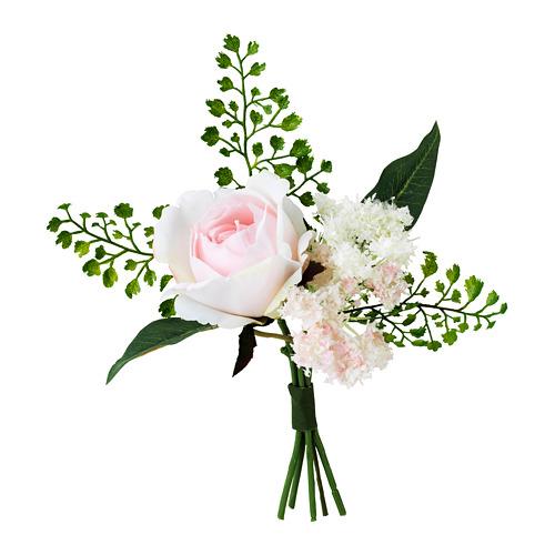 INBJUDEN - artificial bouquet, pink | IKEA Hong Kong and Macau - PE811206_S4